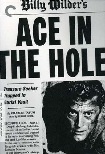 Billy Wilder's Ace In the Hole