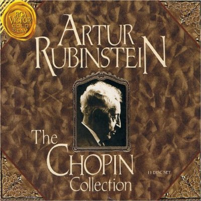Rubinstein's Chopin